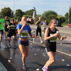 SEB Tallinna Maraton - Kaja Masing (965), Aet Tera (1114)