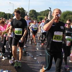 SEB Tallinna Maraton - Hendrik Peterson (618), Andre Pukk (2435)