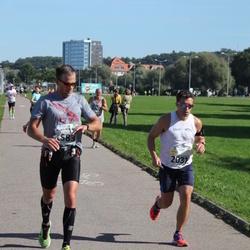 SEB Tallinna Maraton - Aleksandr Sepp (1583), Andre Abner (2032)