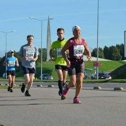 SEB Tallinna Maraton - Arja Pirhonen (686)
