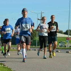 SEB Tallinna Maraton - Ando Meerbach (868), Jari Junttila (916), Aleksei Harkin (1959)