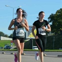 SEB Tallinna Maraton - Aet Udusaar (617), Maya Winslow (2025)