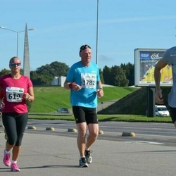 SEB Tallinna Maraton - Anastasia Gerassimova (619), Göran Svensson (1782)