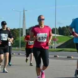 SEB Tallinna Maraton - Anastasia Gerassimova (619)