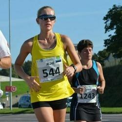 SEB Tallinna Maraton - Agne Väljaots (544), Daria Kessel (1243)
