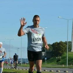 SEB Tallinna Maraton - Ando Mesi (1919)