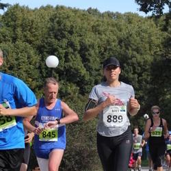 SEB Tallinna Maraton - Tony Whitlock (845), Bret Schär (889)