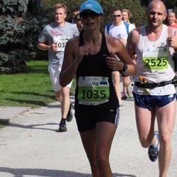 SEB Tallinna Maraton - Age Tiidermann (1035), Ott Pärna (2525)