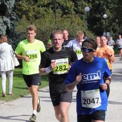 SEB Tallinna Maraton - Arseny Kolesnichenko (282), Valeria Donets (2047), Artur Rohtla (2298)