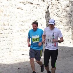 SEB Tallinna Maraton - Agu Vilu (725), Liis Torro (2028)
