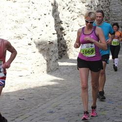 SEB Tallinna Maraton - Chris Barlow (1221), Anu Pitkänen (1669)