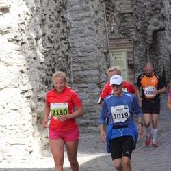SEB Tallinna Maraton - Einari Hipeli (1019), Ann Vainlo (2180)