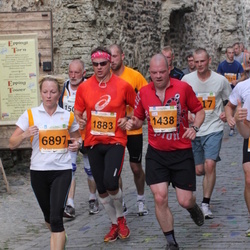 SEB Tallinna Maraton - Aadu Polli (1438), Alexey Pshenichnyy (1883), Jana Sampetova (6897)
