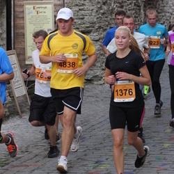 SEB Tallinna Maraton - Arina Kozatšuk (1376), Rennat Alamets (4838)