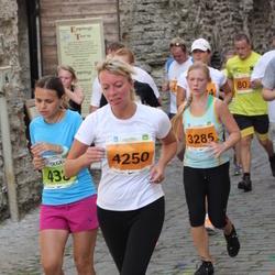 SEB Tallinna Maraton - Anneli Uus (3285), Kaire Lind (4250)