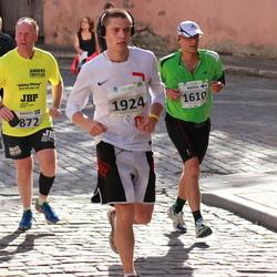 SEB Tallinna Maraton - Anders Forselius (872), Raoul Björn (1610), Mattias Liivak (1924)