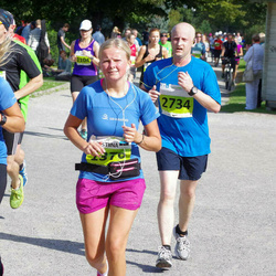 SEB Tallinna Maraton - Kelly Martin (1308), Charles Hollowell (2734)