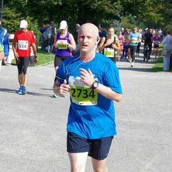 SEB Tallinna Maraton - Charles Hollowell (2734)