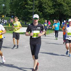 SEB Tallinna Maraton - Bernhard Hertinger (690), Tanel Kasesalu (2628)
