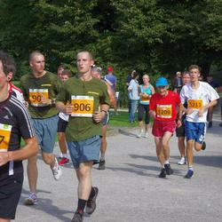SEB Tallinna Maraton - Kalle Kose (727), Tõnis Sepp (906), Arvo Luus (1209), Christopher Aloe (5211)