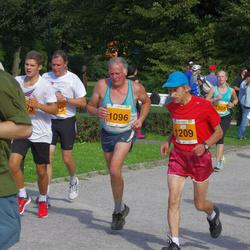 SEB Tallinna Maraton - Aare Selge (1096), Arvo Luus (1209), Christopher Aloe (5211)