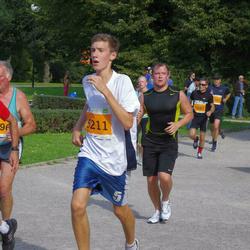 SEB Tallinna Maraton - Arvo Luus (1209), Christopher Aloe (5211)