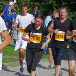 SEB Tallinna Maraton - Marina Lillo (1062), Ardo Säks (1311), Boris Hozailov (6245)