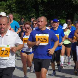 SEB Tallinna Maraton - Arles Egert Lelle (202), Denis Baškejev (825), Tarmo Hallismaa (972)
