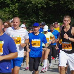 SEB Tallinna Maraton - Arles Egert Lelle (202), Ago Lilleorg (3811)