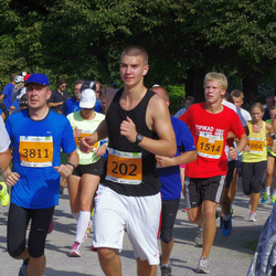 SEB Tallinna Maraton - Arles Egert Lelle (202), Rene Männiste (1514), Ago Lilleorg (3811)