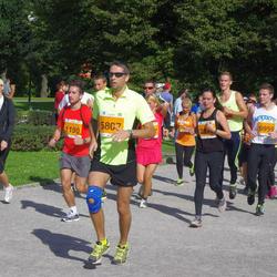 SEB Tallinna Maraton - Roberto Spigolon (1190), Amor Saal (5807), Kristjan Vene (6959)