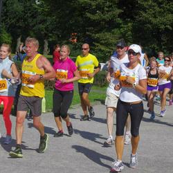SEB Tallinna Maraton - Artur Palm (1066), Aili Härm (7730)