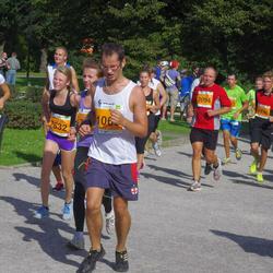 SEB Tallinna Maraton - Artur Palm (1066), Margus Leben (2094), Laura Laagus (7632)