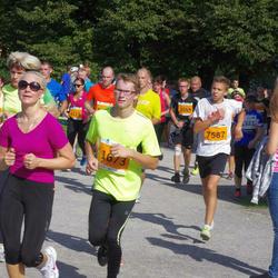SEB Tallinna Maraton - Karl Joonas Volke (1673), Carl Kalju (7587)