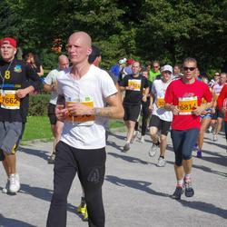 SEB Tallinna Maraton - Ranno Rüütsalu (6814), Kristjan Kurgpõld (7662), Arno Kender (7689)