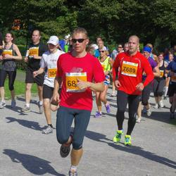 SEB Tallinna Maraton - Ranno Rüütsalu (6814), Arno Kender (7689)