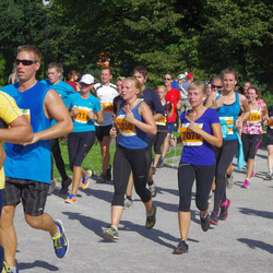 SEB Tallinna Maraton - Anni Konsap (3330), Mari Konsap (7070)