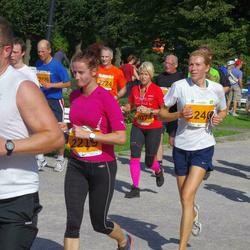 SEB Tallinna Maraton - Neeme Toming (739), Andra Valk (2219), Mirjam Lepiksaar (4688)