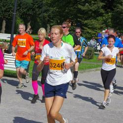 SEB Tallinna Maraton - Andra Valk (2219), Rein Tamm (2724), Eili Paap (3246), Mirjam Lepiksaar (4688)