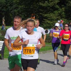 SEB Tallinna Maraton - Aet Kull (7553),  (7781)