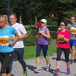 SEB Tallinna Maraton - Mihkel Heinmaa (6036), Kai Talli (6475), Aet Kull (7553)