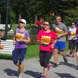 SEB Tallinna Maraton - Mihkel Heinmaa (6036), Aet Kull (7553)
