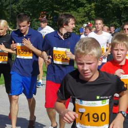 SEB Tallinna Maraton - Aadam Ternos (6592), Juri Bojarski (6593), Jarmo Kaasiku (7190),  (7776)
