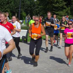 SEB Tallinna Maraton - Katrin Akkel (3191), Brigita Perm (6549)