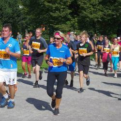 SEB Tallinna Maraton - Mirjam Mäesalu (5925), Lasse Reiman (6645), Gregor Galeis (7304), Annika Varik (7753)