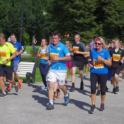 SEB Tallinna Maraton - Madis Gilden (3319), Torunn Øglænd (3451), Annika Varik (7753)