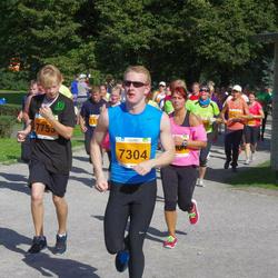 SEB Tallinna Maraton - Gregor Galeis (7304), Annika Varik (7753)
