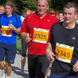 SEB Tallinna Maraton - Mait Pihelgas (2345), Olev Kitvel (2925), Aaro Scmalz (7757)