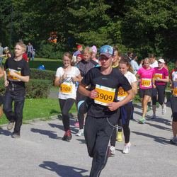 SEB Tallinna Maraton - Brigita Piller (3108), Georgi Semjonov (5909), Evelyn Karming (6887)