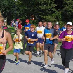 SEB Tallinna Maraton - Tomas Bluum (821), Krista Kallas (3701), Aarne Lätte (3950), Kaijo Keek (7585)